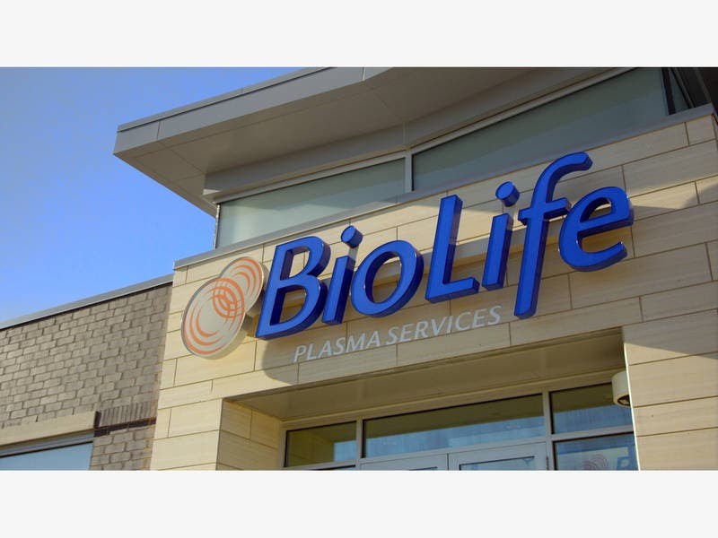 biolife plasma center near me