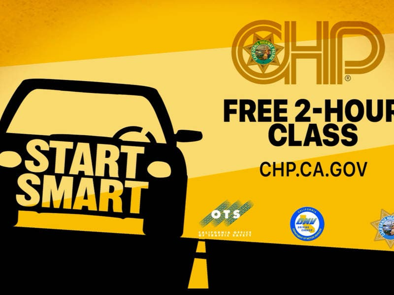 Temecula CHP Hosting Free Teen Driver Safety Course
