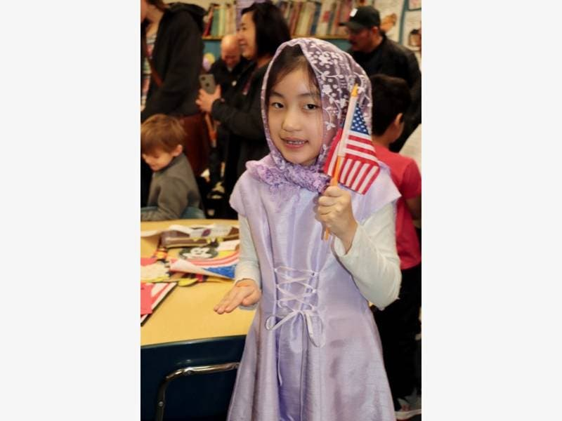Westcott Students Bring Historical Figures To Life