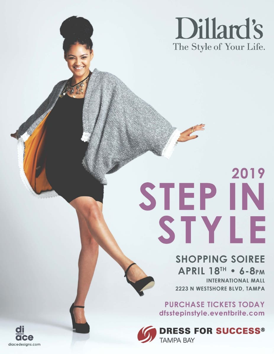 Dress for Success Tampa Bay Holds Spring Shopping Fundraiser