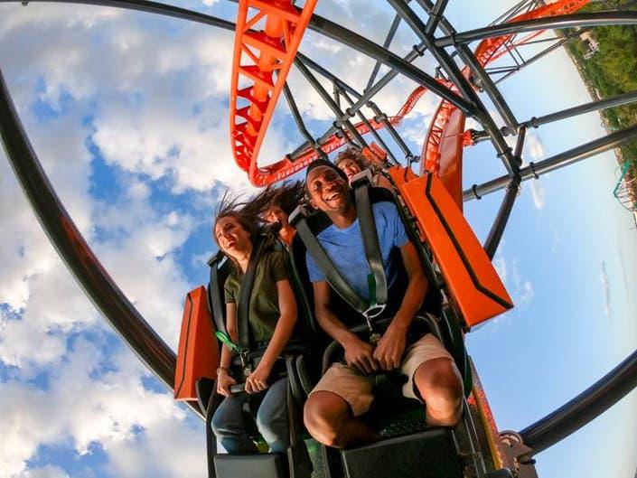 Tigris To Officially Open April 19 At Busch Gardens