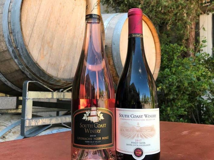 Temecula Winery Garners 10 Prestigious Awards