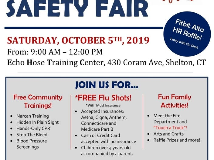 Naugatuck Valley Health Hosts First Health And Safety Fair