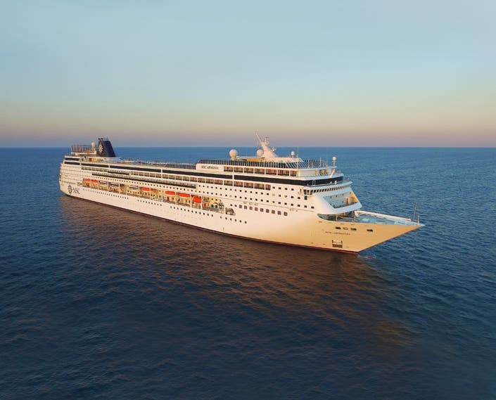 MSC Cruises Adds Tampa As Homeport Starting 2020