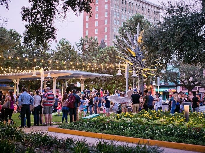 Night At Market Square Celebrates Historic Downtown District