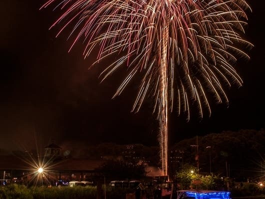 Palm Desert Fireworks Alert Issued