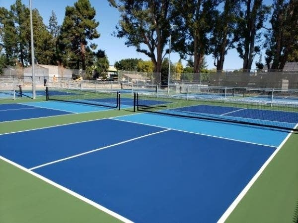 Pickleball Craze Brings More Courts To Mitchell Park