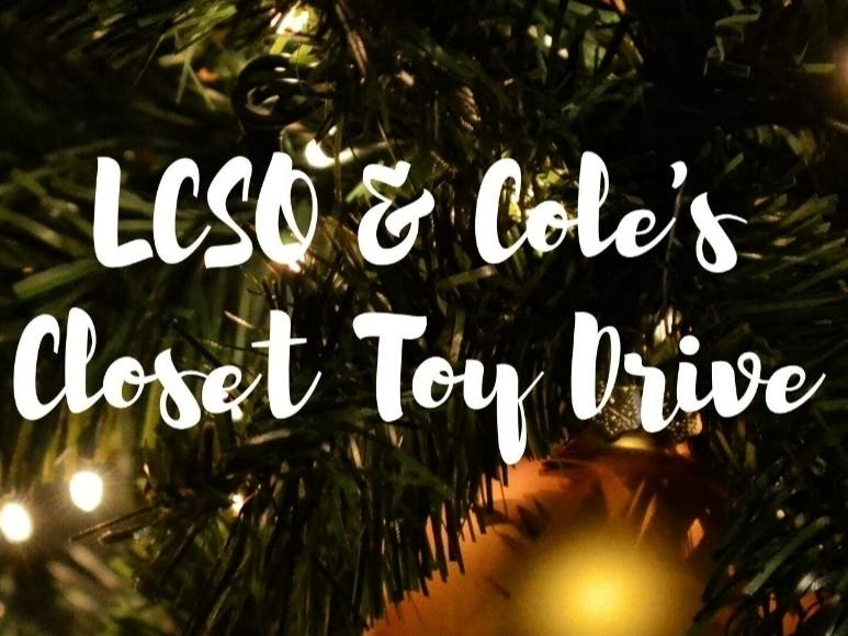 Loudon County Christmas Events 2020 Loudon County Sheriff And Cole's Closet Kick Off Annual Toy Drive