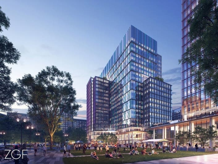 Arlington County Approves Met Park Redevelopment For Amazon HQ2