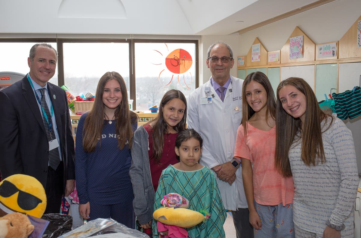 Students Dream Big to Comfort Kids at NYU Winthrop Hospital | Half