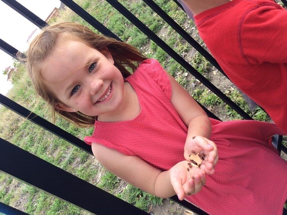 Xplor Preschool & School Age Care Students Hold Ladybug ...