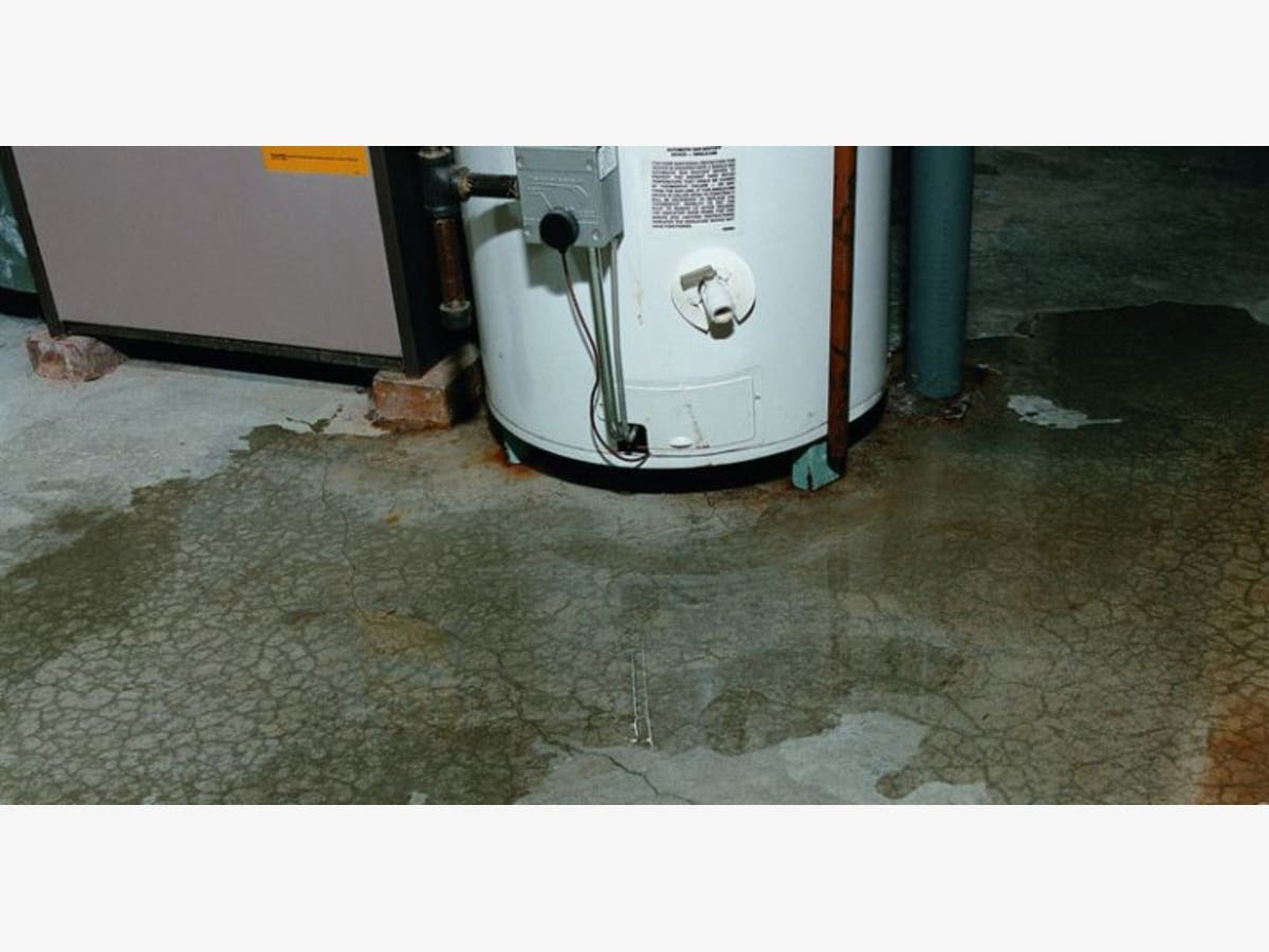 When To Replace Your Hot Water Heater Damage In Gloucester