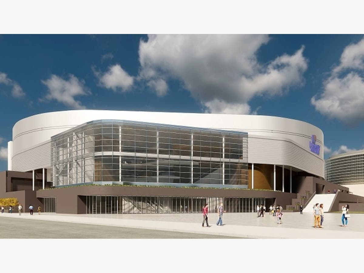 123m Legacy Arena Expansion Details Revealed By Bjcc Birmingham Al Patch