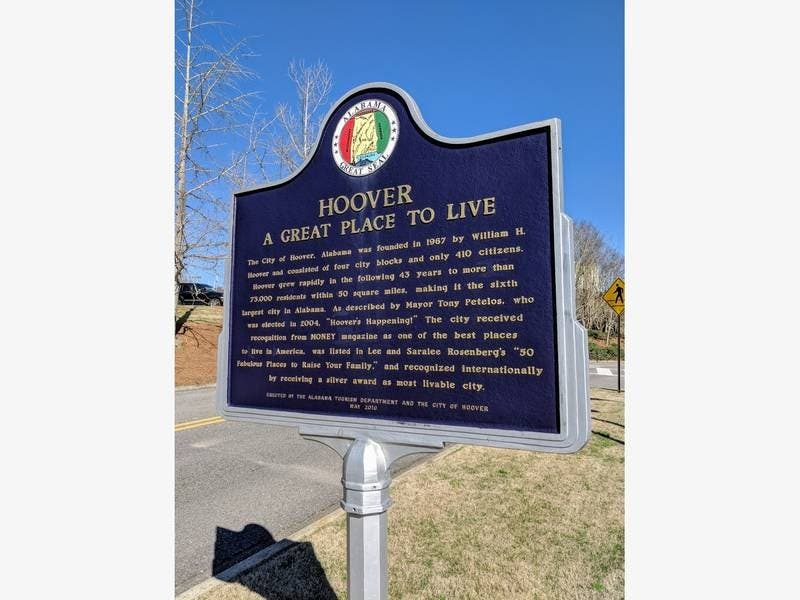 Celebrate Hoover Day Scheduled For April 27 | Hoover, AL Patch