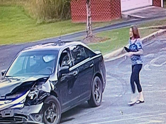 Vestavia Hit And Run: Security Footage Released | Vestavia