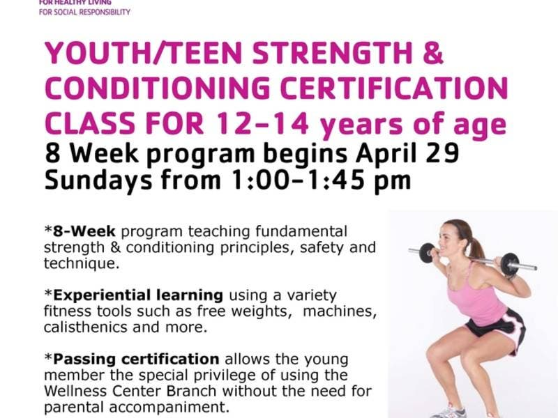 Youth and Teen Strength Training | Clark, NJ Patch
