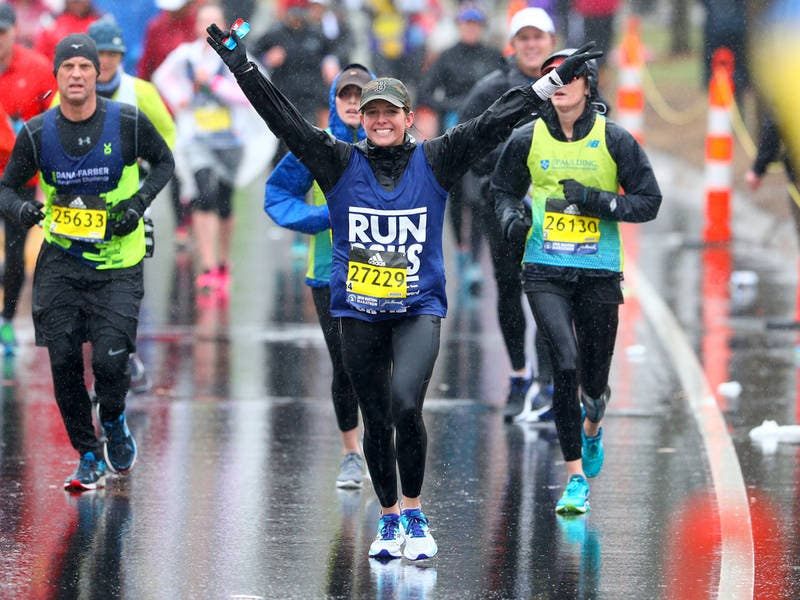 Join South Shore Health System S 2019 Boston Marathon Team