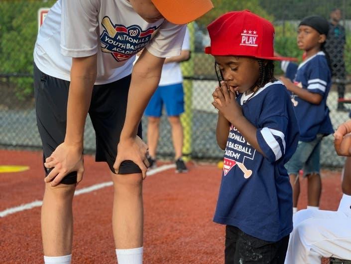 Washington Nationals Youth Baseball Looking For Coaches