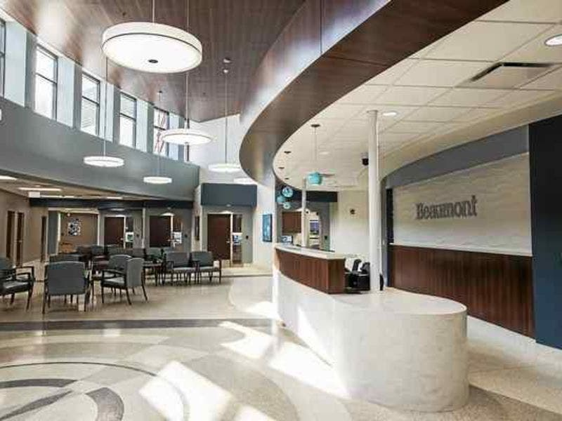 Beaumont Hospital, Royal Oak, opens new Emergency Center