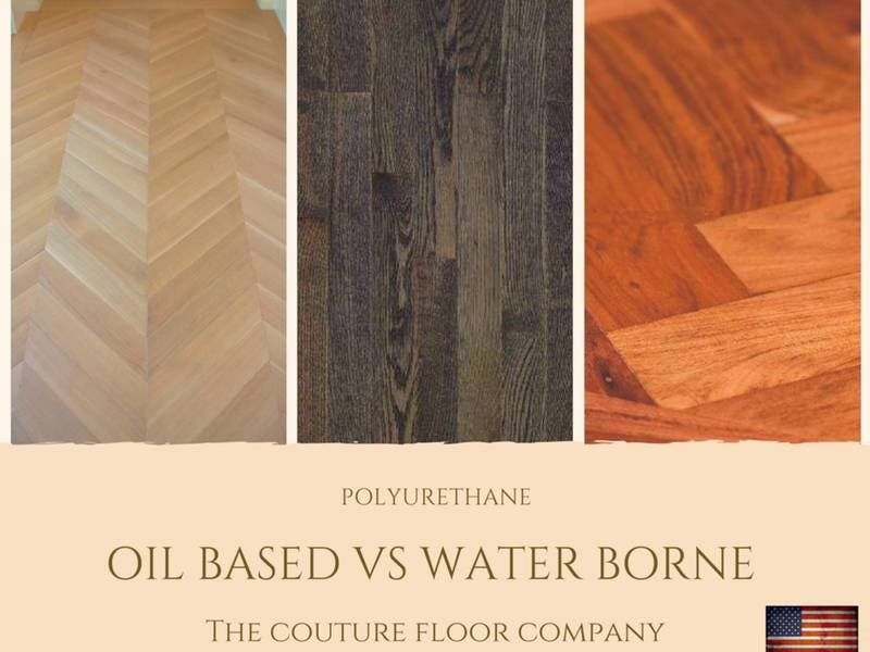 Oil Based Vs Water Borne Polyurethane Southeast Ny Patch
