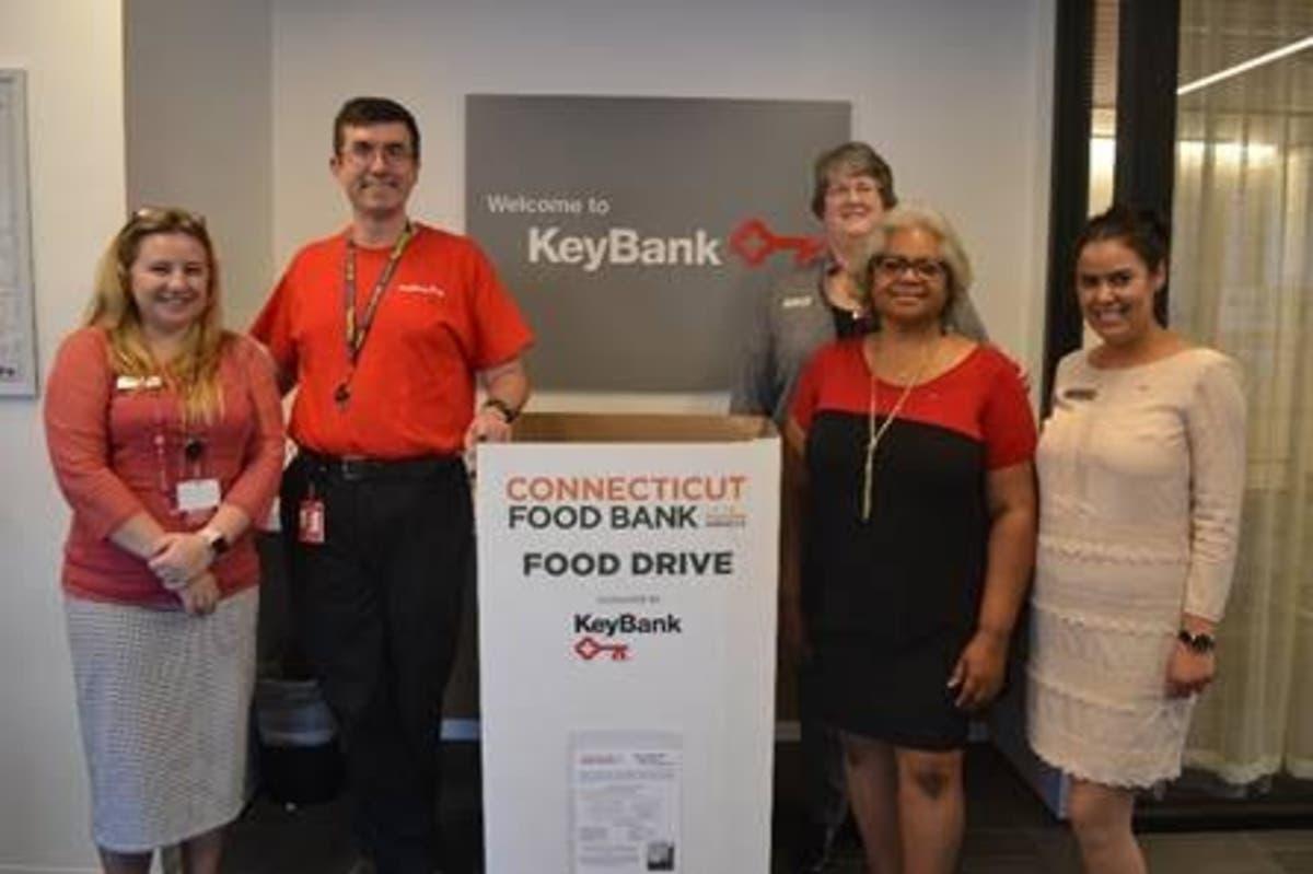 Hamden KeyBank Location To Host Food Drive | Hamden, CT Patch