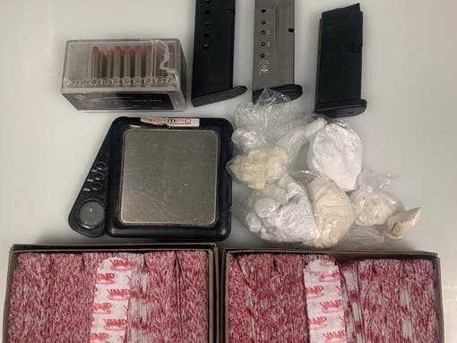 Drugs, Weapons Ammo Seized In Hartford Bust | Greater