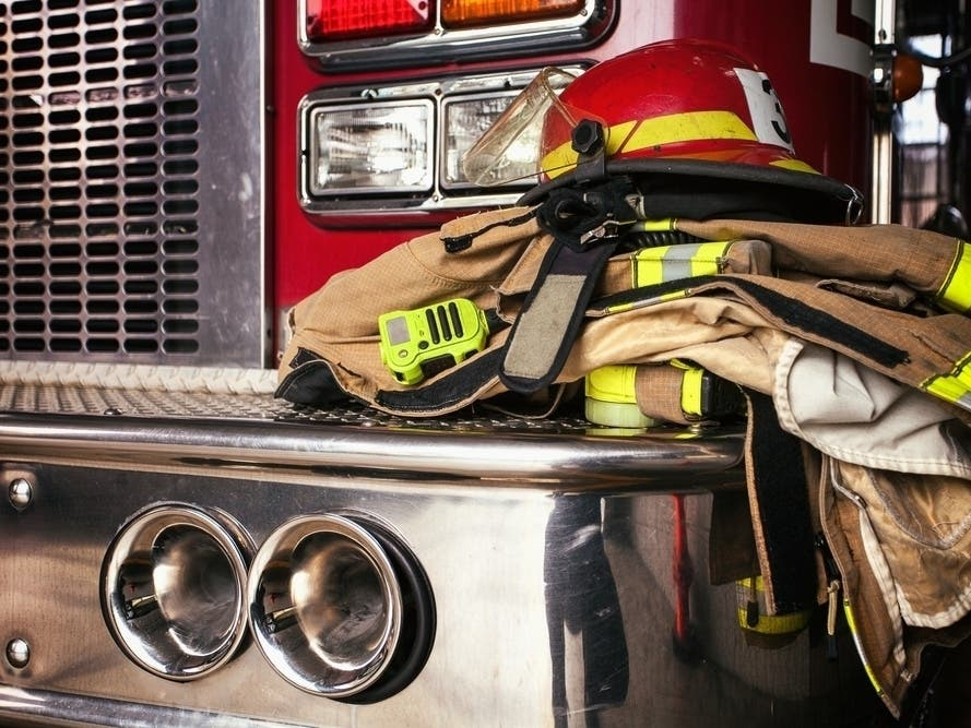 Dog Alerts Man In Granby Fire | Granby - Patch.com