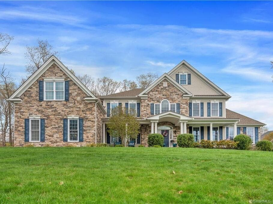 'Exceptional Colonial' Hits The Market In Avon