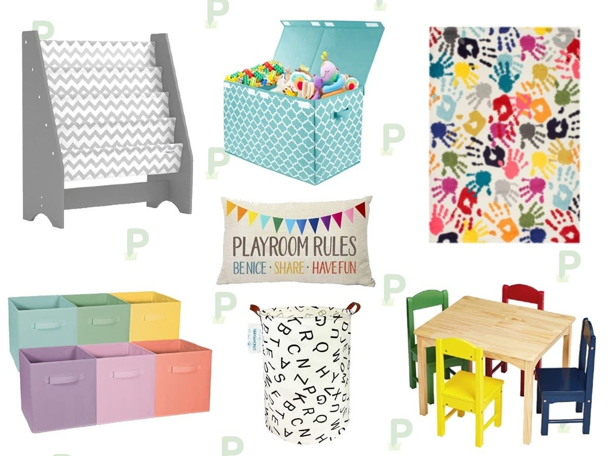 12 Ways To Upgrade And Organize Your Kids Playroom Dealtown Us Patch