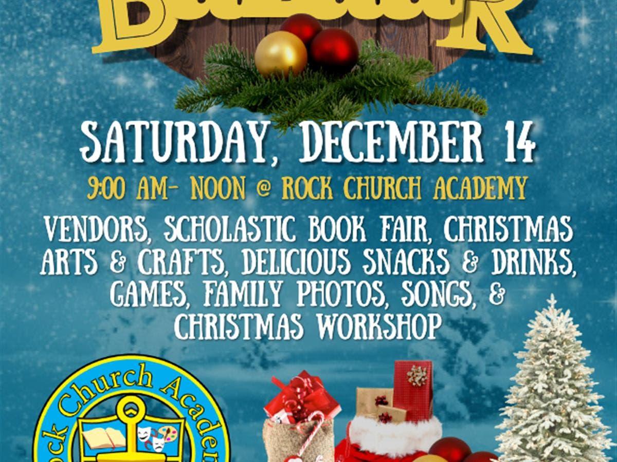 Dec 14 Rock Church Academy Children S Christmas Bazaar Parkville Md Patch