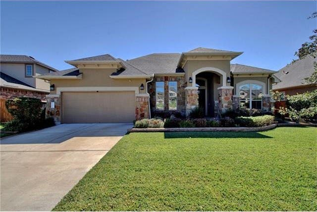 Round Rock Wow House Fantastic Single Story Home In Teravista