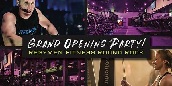 REGYMEN Fitness Round Rock