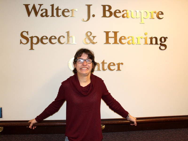 URI student's 'dif-ability' subject of upcoming TEDx talk