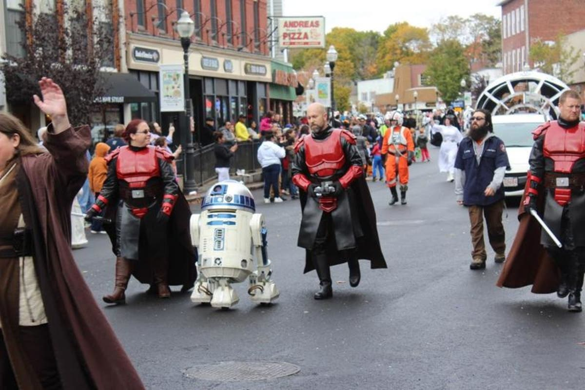 2020 Woburn Halloween Parade Going To The Woburn Halloween Parade? Here's What You Need To Know
