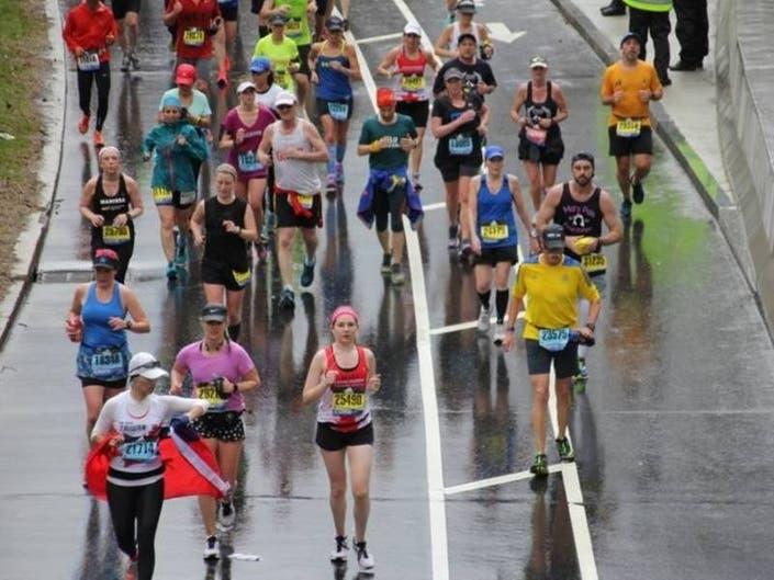 Burlingtons Top 10 Finishers In The 2019 Boston Marathon