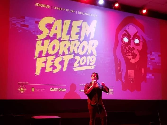 "Salem Horror Fest founder Kevin Lynch has made no secrets that the festival's existence is a ""direct response"" to Trump administration policies, and many of the festival's film selections have social justice themes.​"