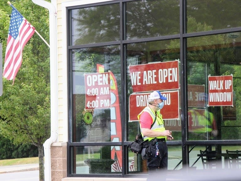 Coronavirus Relief Loans In New Hampshire: Where PPP Money Went