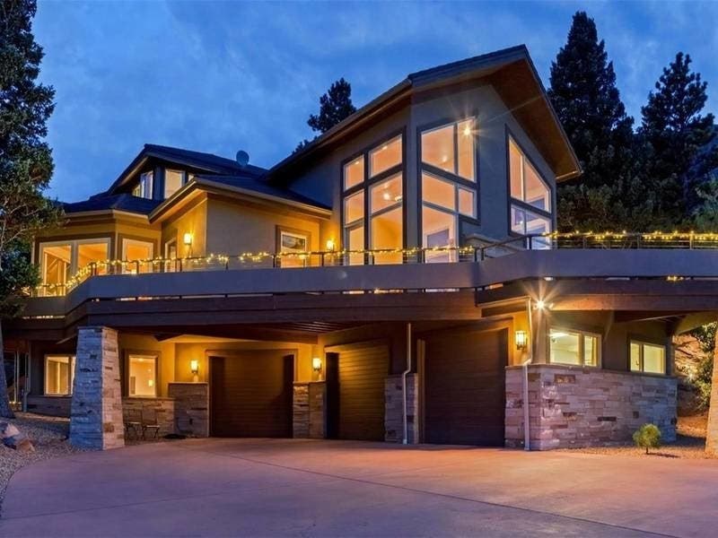 ... Mountain Property For A Vacation Home, Or A Real Mountain Retreat? Here  Are Some Of The Most Luxurious Homes In And Around Golden On The Market Now: