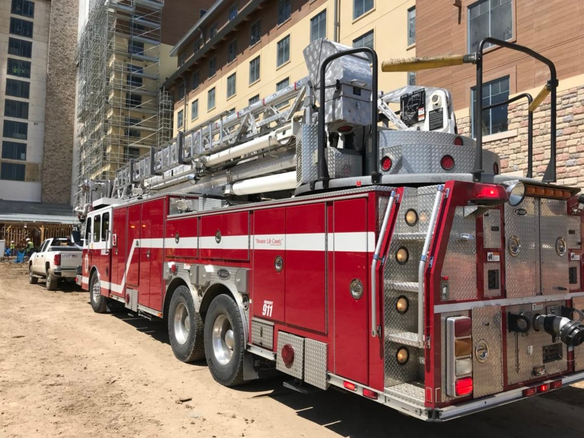 Aurora Construction Site Accident: 1 Injured, Brought To