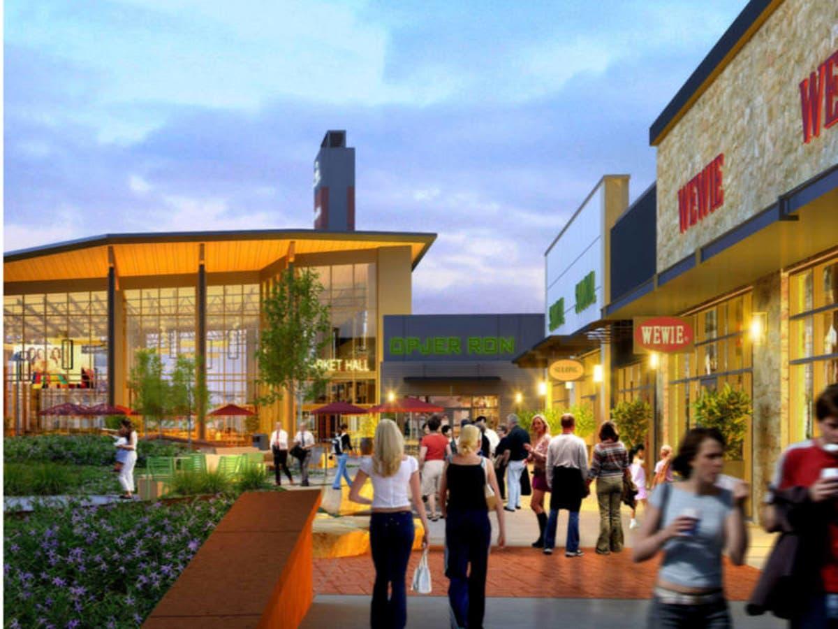 e4934671 New Thornton Outlet Mall: Opening Day, Jobs Fair. Denver Premium ...
