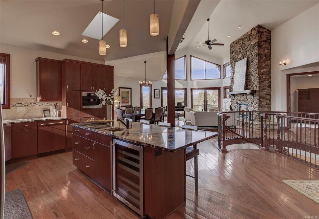 $1 8 M Magnificent Mountain Mansion In Genessee | Golden, CO Patch