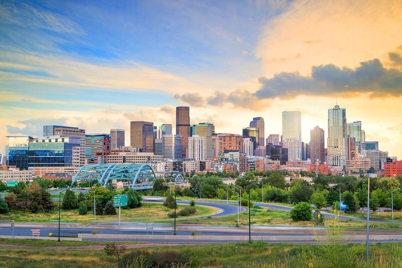 Denver And El Paso Counties Grew Fastest In 2018: Census ...