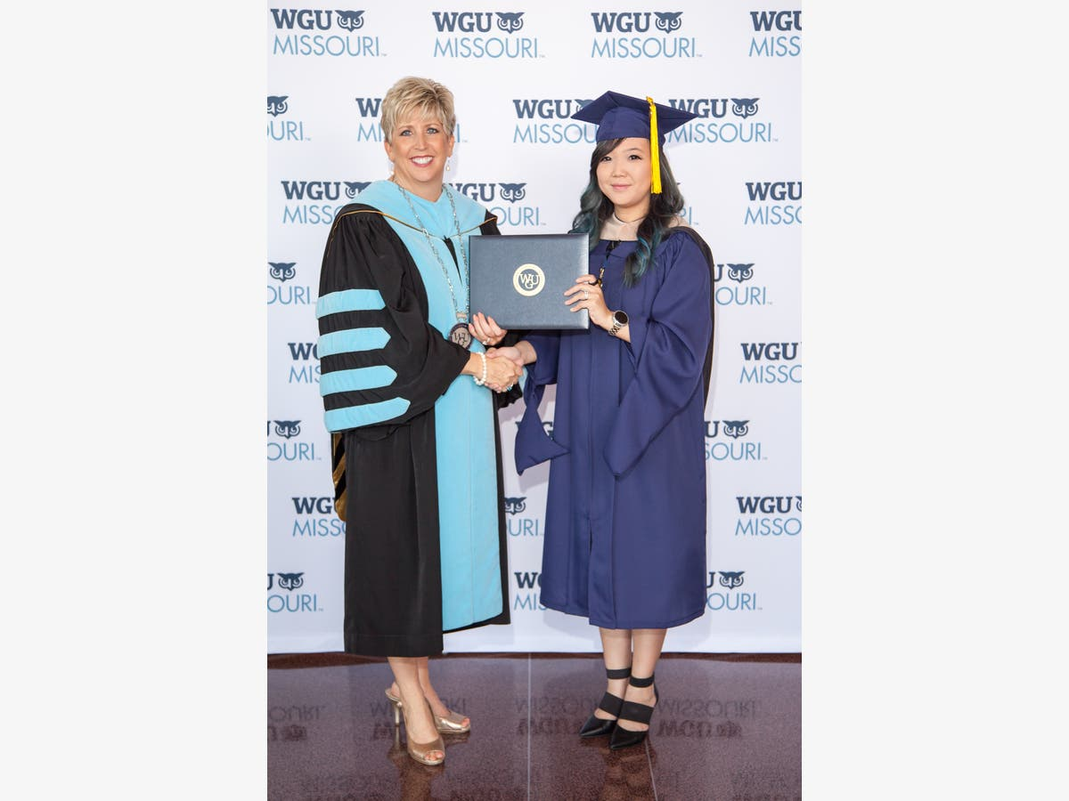 St  Charles Resident Graduates from WGU Missouri   St  Charles, MO Patch
