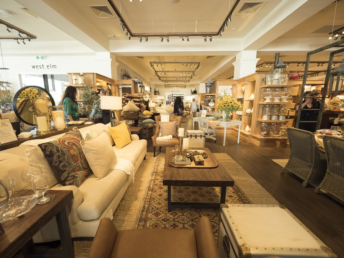 East Village In Des Moines Is New Home To West Elm Store