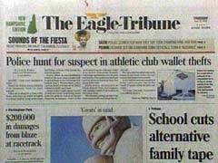 Eagle Tribune Cuts 52 Jobs The Valley Patriot