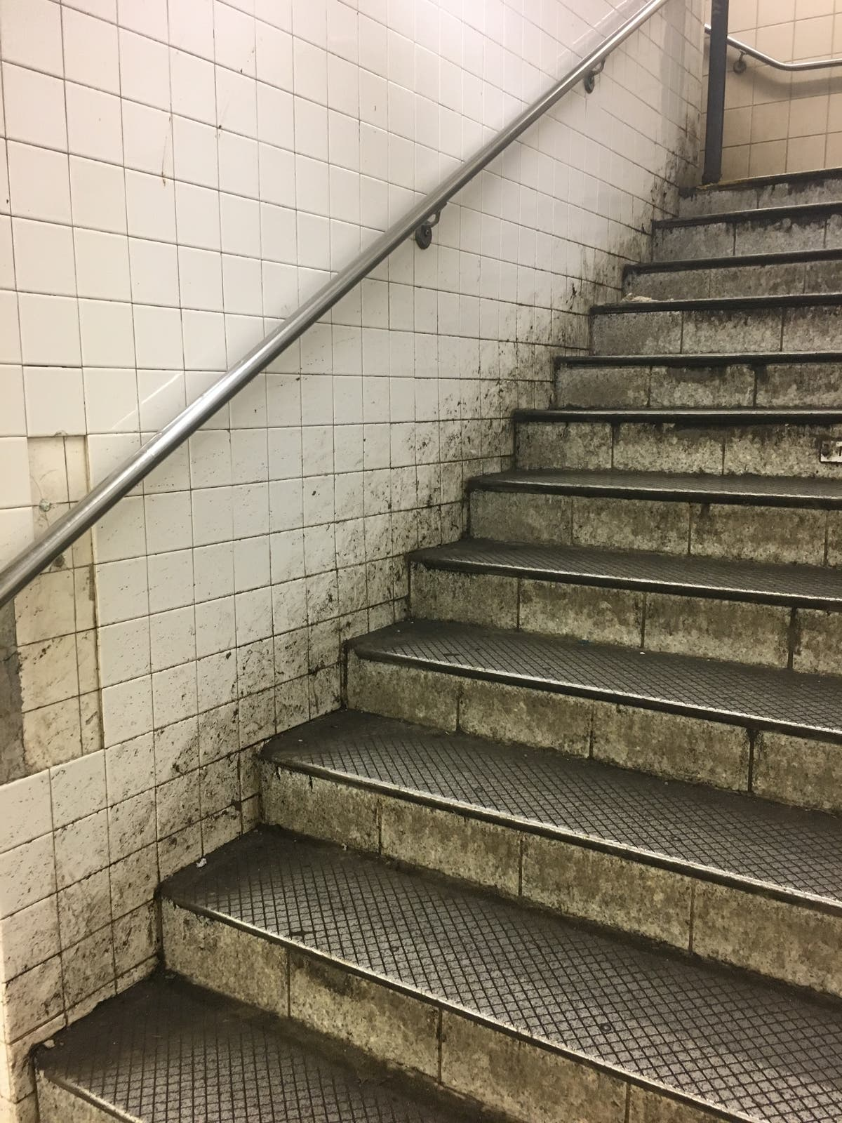 See The Subway Muck NYC Commuters Traversed This Week   New York ...