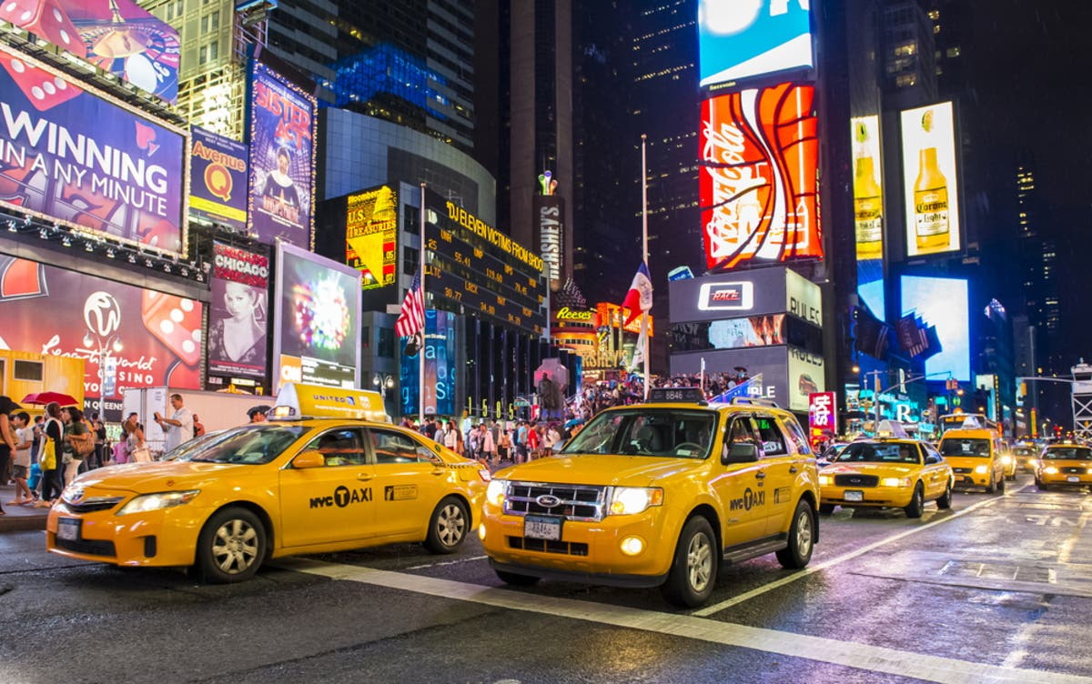 Taxi New York >> Nyc Taxis Could Soon Charge Surge Prices Like Uber New