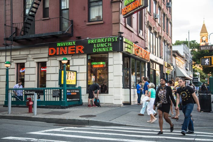 NYC Restaurants Want To Pass Minimum Wage Hikes On To Diners