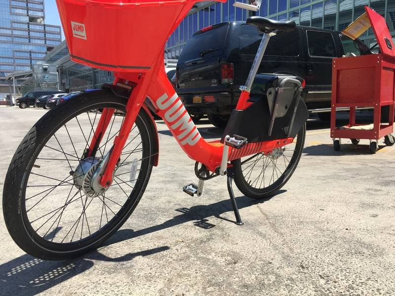 Now Legal E-Bikes Hit NYC Bike-Share: Patch Tests Them | New