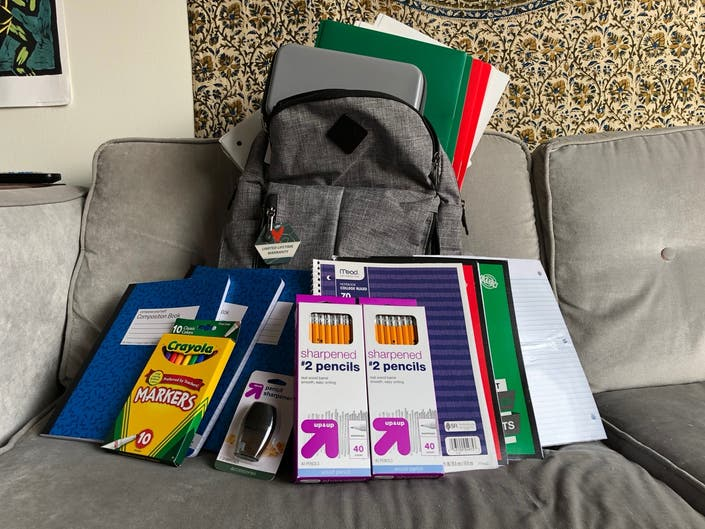 NYC Back To School Giveaway: Win Backpack Full Of Supplies